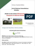 FV 1_1 GEFv Introducción a la Solar FV-MERCADO 2017