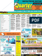 Quarter Classifieds QQT2013-0124