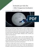 A ciência alucinante por trás dos planetas de Elite Dangerous (tradução)