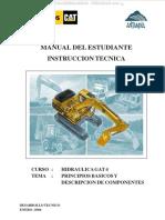 323816583 Manual Hidráulica Cat 4 Caterpillar Componentes Seguridad Fluidos Codigo Tanques Lineas Cilindros Bombas Motores
