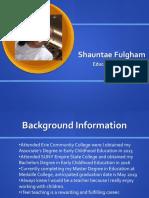 eduaction portfolio