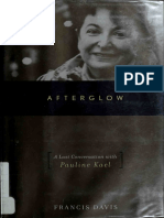 Afterglow-A Last Conversation With Pauline Kael