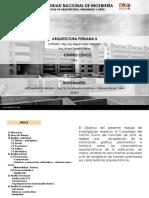 Analisis Centro Civico Lima