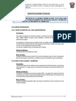 Especificaciones Técnicas Final