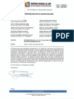 MEMO MÚLTIPLE N° 148-2018-GRDS - D.U. N° 037-94 - EDUCACIÓN