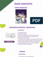 CATÁLOGO PRODUCTOS FIDEPUNTOS JULIO 2017.pdf