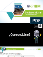 Soldadura Laser
