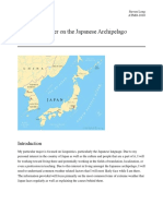 extreme weather on the japanese archipelago - steven long