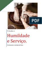 Humildade e Serviço No Reino de Deus