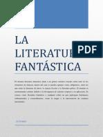 La Literatura Fantástica