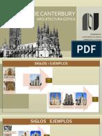 Historia  de la arquitectura gotica