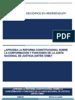 Reforma Del CNM