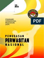 Standard Operating Procedure (Sop) Perwasitan Pbti
