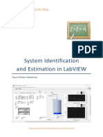 System Identification and Estimation in LabVIEW