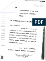 Dictamen Penal Nº03-96-MP-FN-FSC