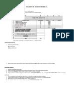 Examen Final Excel - 2018