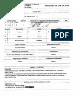 Fenomenos de Transporte - Ementa e Bibliografia.pdf