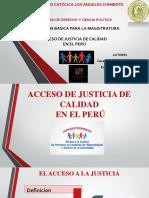 Magistratura_ Acceso a La Justicia