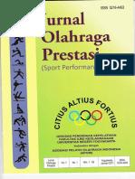 Agility Test Taekwondo.pdf