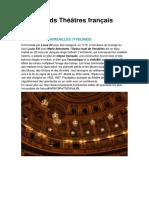 Les Grands Théâtres français.docx