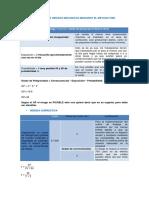 METODO-FINE y Primera Grafica