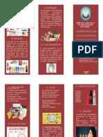 Brochure Rufino