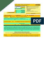 Calculadora Cargos de Inicial y Primaria- Noviembre 2018- Ademys v1.0 (Online)