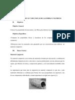Propiedades Físicas y Mecánicas de Las Fibras y Matrices