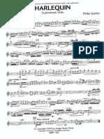 351030596 HARLEQUIN Solo Euphonium PDF