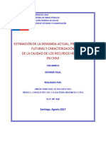 Informe Final Vol II.pdf Demanda de Agua Volumen II