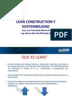 Lean y Sostenibilidad