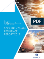 BCI Resilience Report 2017