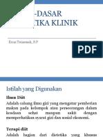 Dasar-dasar Dietetika Klinik.pptx