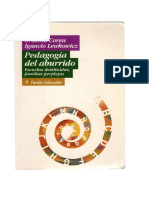 Pedagogia Del Aburrido - Lewkowicz Ignacio, Cristina Corea