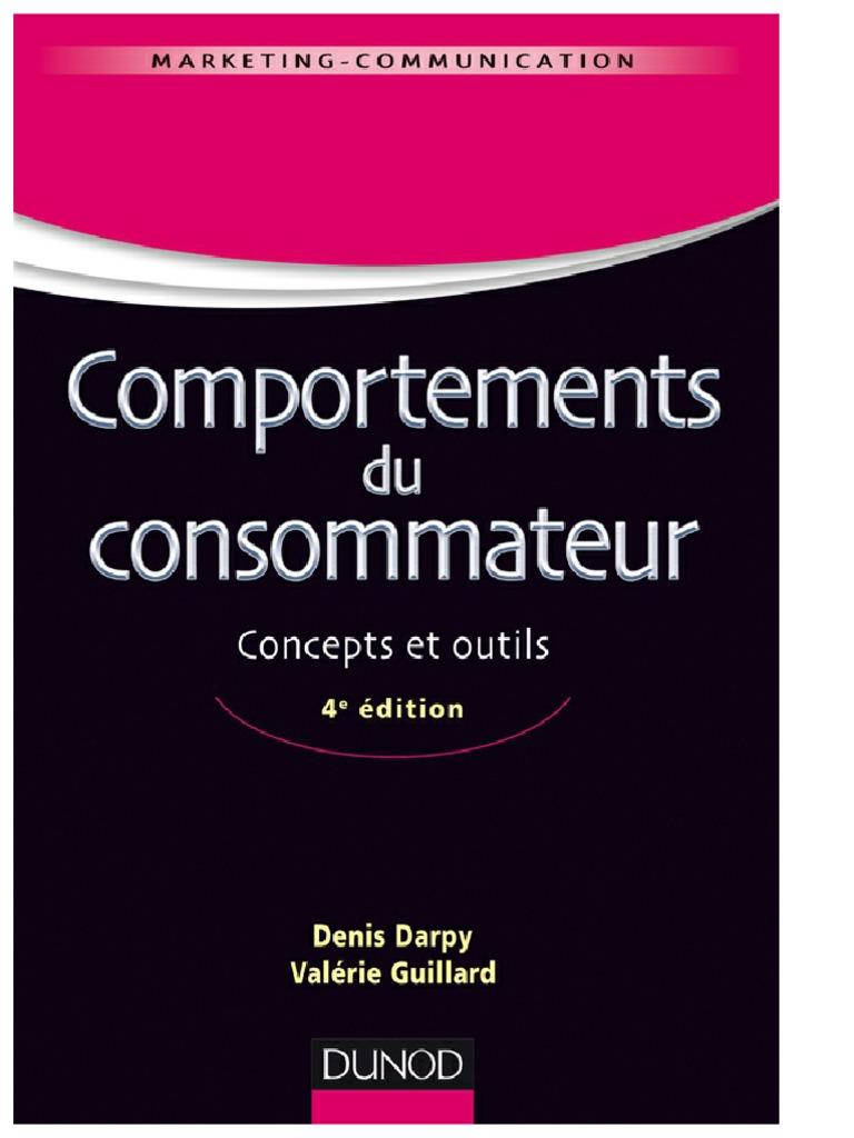 pdf Consommateur Comportements Consommateur Comportements Du pdf Comportements pdf Consommateur Du Du 8nXPOkNw0