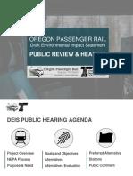 ODOT Public Presentation