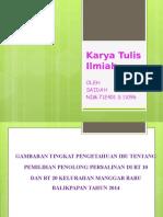 PPT KTI (Saidah)