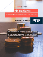 Banking Awareness Digest 2018 Jan
