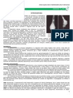 15   Osteossarcoma Oncologia