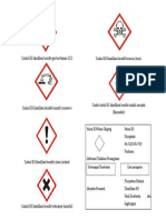 Simbol B3 Klasifikasi