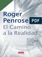 Roger Penrose - El Camino a La Realidad 2006