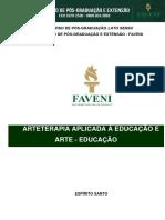 Arteterapia Aplicada á Educação e Arte Educação