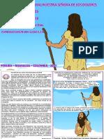 HOJITA EVANGELIO NIÑOS DOMINGO II ADVIENTO C 18 COLOR