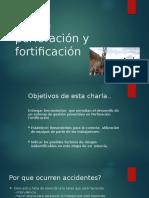 Charla Perforación y Fortificación