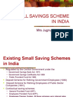 Small Savings Scheme in India