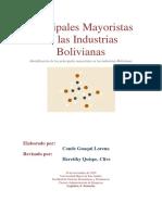 Principales Mayoristas en Las Industrias Bolivianas