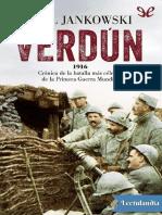 Verdun - Paul Jankowski