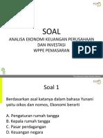 Soal Wppe Pemasaran-Aekpi