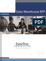 BCG Wp DataWarehouseRFP 2009