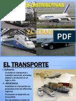 Actividades Distributivas - El Transporte